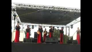 Pleasanton (TX) United States  city photo : Mariachi Las Coronelas performance in Pleasanton,TX 10 20 2012.