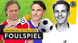Video Foule Berichterstattung - Warum Fußballjournalisten dramatisieren | WALULIS MP3, 3GP, MP4, WEBM, AVI, FLV April 2018