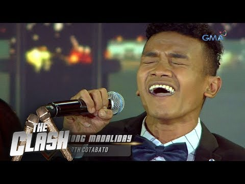 "The Clash: Jong Madaliday Serenades The Audience Over With ""You're All I Need"" 