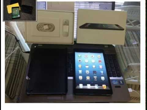 Apple iPad Mini MF432LL/A 7.9-inch 16GB Multi-Touch Review