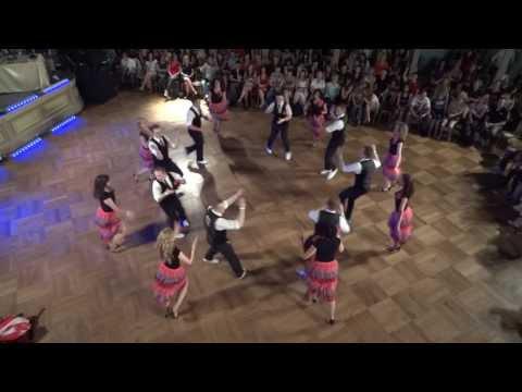 Festiwal Cubano 2012- Formacja 1 miejsce Poznan (видео)