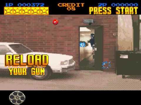 Lethal Enforcers Super Nintendo