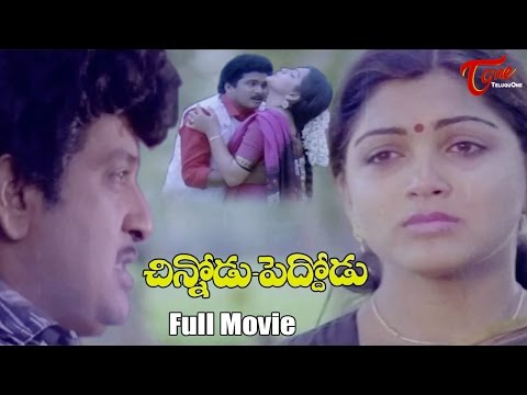 Chinnodu Peddodu Full Length Movie | Rajendra Prasad, Kushboo, Chandra Mohan