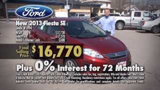 Lewis Ford Lincoln of Dodge City April 2014 Specials