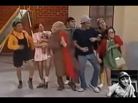 JOVEN AUN - MUSICAL DEL CHAVO del 8 ocho