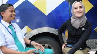 "Video Wawancara Inspiratif Bersama Reporter Cantik Metro Tv ""Dazen Vrilla""-Silaturrahim Indonesia Menangis MP3, 3GP, MP4, WEBM, AVI, FLV November 2017"