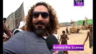 Video di balik layar perang mahabharata ANTV MP3, 3GP, MP4, WEBM, AVI, FLV September 2018