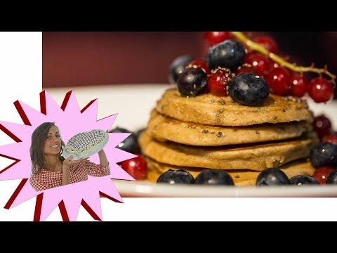 cucina sana - pancake vegan
