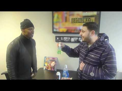 vickuno - Jaime Foxx interview at Power 106 w/ Dj Vick One.