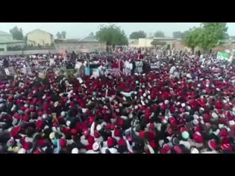 BABA KAI SUKE TSORO Sabuwar Wakar Madugu Kwankwaso