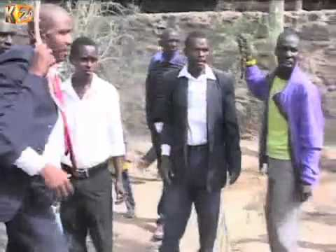 Two factions of AIC Kasarani, Naivasha, fight for control of the church