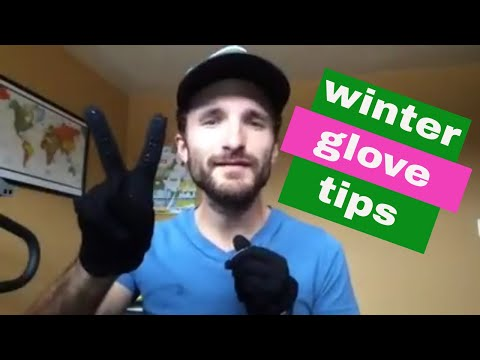 Two tips for buying Running gloves