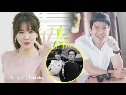 """Vì sao Hari Won xãy ra """"MÂU THUẪN"""" với Trường Giang trên sóng truyền hình? - Thời lượng: 10:12."""