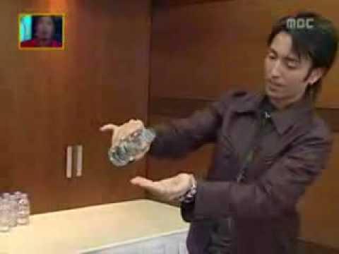 Ciryl Takayama - Convirtiendo agua a hielo