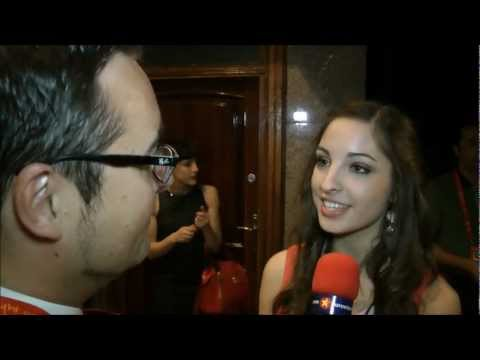 Belgium 2012: Interview with Iris