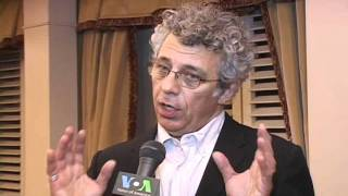 Interview with an actor, playwright, monologist and novelist, Eric Bogosian
