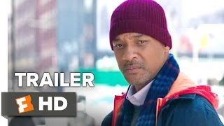 Collateral Beauty Official Trailer 2 2016  Will Smith Movie
