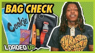 Nef The Pharaoh Shows Us What's In His Bag | Loaded Up by Loaded Up
