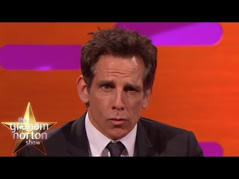 Ben Stiller teaches Elton John how to do the Blue Steel on The Graham Norton Show!