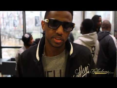 Fabolous & The Brooklyn Nets Host A Sneaker Art Competition