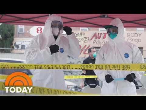 California, Texas And Florida Hit All-Time Highs For Coronavirus Cases | TODAY