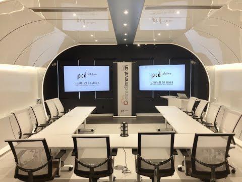 Centre d'innovation CONTINUUM (En collaboration avec VMware et Hitachi Vantara)