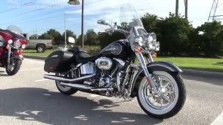 8. 2015 Harley Davidson  CVO Deluxe for sale Screamin' Eagle