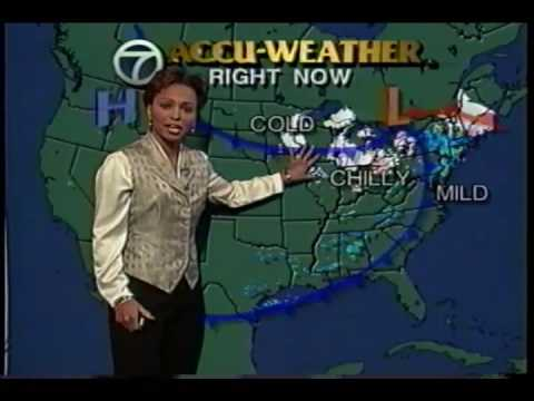 Veronica Johnson - Veronica Johnson (twch ~alumni) while at ABC7 NY and Sarah Wallace (AOTUA top notch investigator on ABC7 NY) pick on the co-achor as to a lack of a Valentine...
