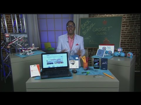 Back to School Tech Guide with Mario Armstrong