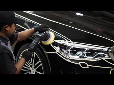 BMW 5-Series G30 530i Black Sapphire - Signature Detailing Series
