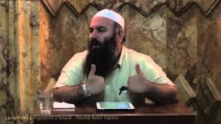 Largohuni përgojimit o fetarë - Hoxhë Bekir Halimi