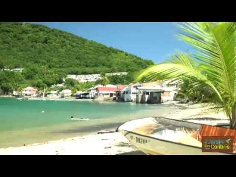 A french Caribbean paradise ...
