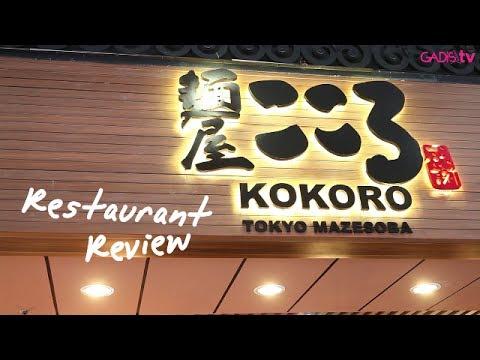 Kokoro Tokyo Mazesoba untuk Kamu yang Suka Makanan Jepang