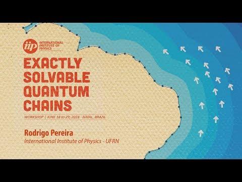 Y junctions of Heisenberg spin chains - Rodrigo Pereira