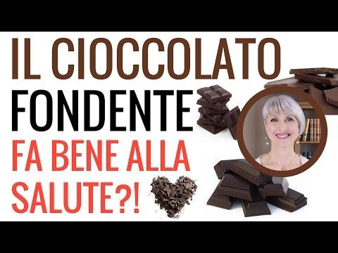 cioccolato fondente - quando mangiarlo e come