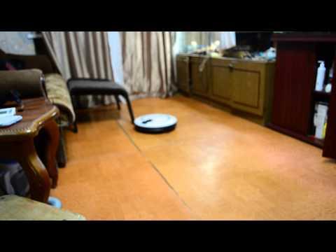 HOM-BOT LG VRF3043LS (видео)