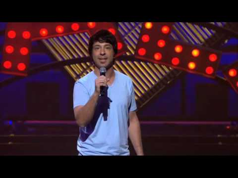 Melbourne International Comedy Festival 2013 Gala - Arj Barker