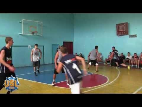 Видео решающих матчей турнира ''Borispol Streetball Cup''