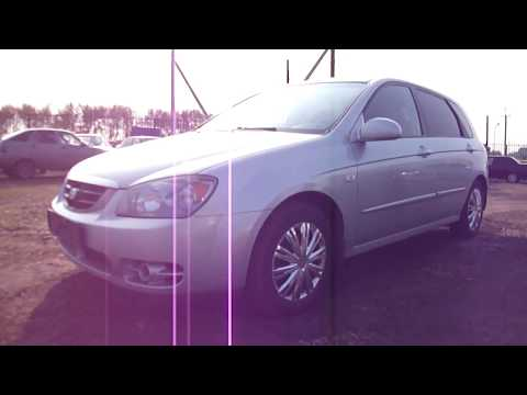 2005 Kia Cerato. Start Up, Engine, and In Depth Tour.