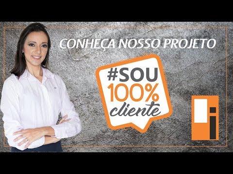 Minuto interativa | Projeto Sou 100% Cliente
