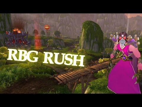 RBG rush par Le trident du fou