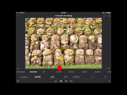 Adjustments - In this video, Julieanne Kost discusses the adjustments you can make using Lightroom mobile. She'll explain how to crop images, make adjustments, and how to ...