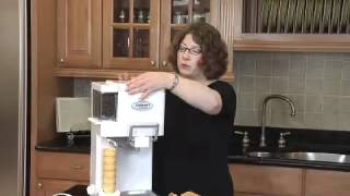 Mix It In™ Soft Serve Ice Cream Maker Demo Video Icon