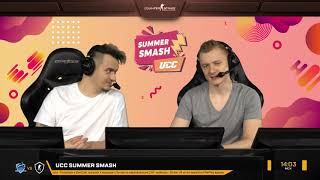(RU) UCC Summer Smash | Vega Squadron vs Youngsters | map 1 |  by @Toll_tv & @Zloba13