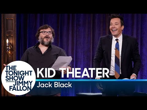 Kid Theater with Jack Black