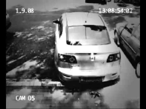 robo de un coche