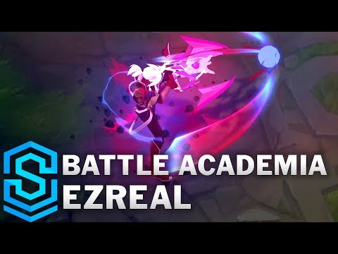 Ezreal Học Viện Không Gian - Battle Academia Ezreal