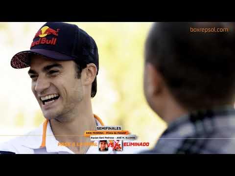 Vídeos de 'Pedrosa o Márquez, ¿quién hace reír antes a quién? (VIDEO)'