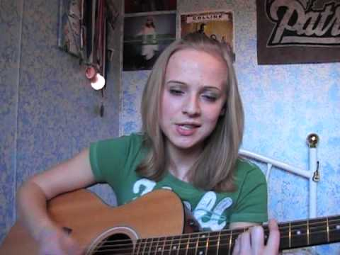 """Owl City  """"Fireflies"""" Cover by Madilyn Bailey"""