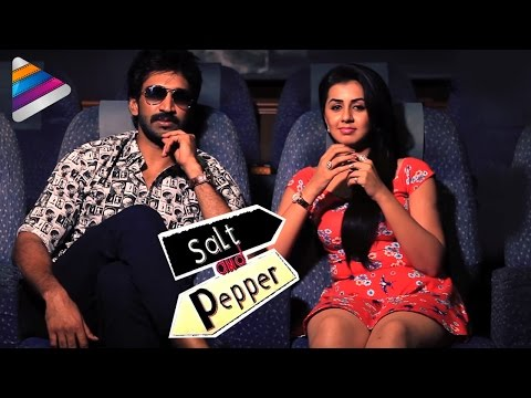 Aadhi exposes Nikki Galrani's secrets | Malupu Telugu Movie | Salt and Pepper | Telugu Filmnagar